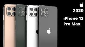 2020 iPhone 12 Concept — Apple iPhone 12 Pro Max Trailer Concept ...